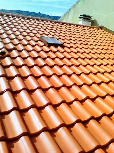 mondiale couleurs mise en peinture speciale toiture anti-UV et application par pulverisation hydrofuge impermeabilisant clermont-ferrand (auvergne)