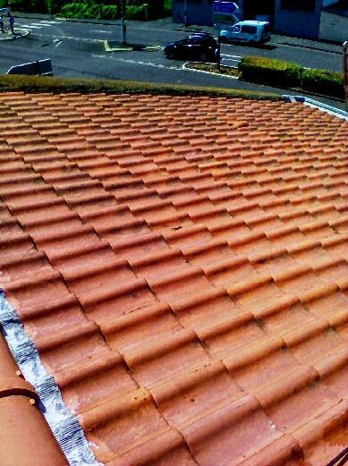 Mondiale Couleurs néttoyage décapage toiture Clermont Ferrand (puy de dome)